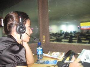 Interprete - Congreso Naciones Unidas